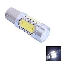 gc® 1156 / P21W 11w 400lm LED blanco para la luz de vuelta del coche de dirección / luz de marcha atrás (DC12-24V, 1pcs)