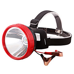 Xinyuanlai Single Mode 1xCree XM-L T6 Waterproof Rechargeable Headlamp(Black,White Light)