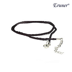 eruner®weave legering halsband (blandade färger)