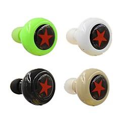 Bluetooth v3.0 douszne słuchawki stereo z mikrofonem za 6/5 / 5s samsung S4 / 5 htc LG i innych