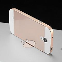 luphie® metall stötfångare ram och akrylplast tillbaka omfatta fall för Samsung Galaxy S4 / i9500 (blandade färger)