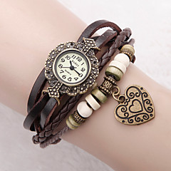 Women's Watch Bohemian Flower Dial Bracelet Cool Watches Unique Watches Fashion Watch Strap Watch