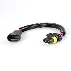 2pcs HB3 9005 prese cablaggio adattatore di estensione del filo per faro