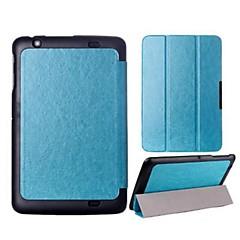 korkealaatuinen taitto nahka koko kehon kotelo LG V700 (valikoituja värejä)
