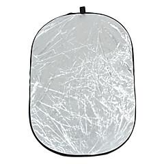 60 * 90cm 5-en-1 réflecteur rectangulaire