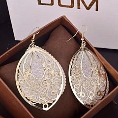 Γυναικεία Κρεμαστά Σκουλαρίκια Κοσμήματα με στυλ Υπερμεγέθη κοστούμι κοστουμιών Κράμα Κρεμαστό Κοσμήματα Για Πάρτι Ειδική Περίσταση