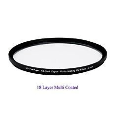 tianya® 46mm mc uv ultra filtre uv mince xs-pro1 numérique muti-revêtement pour sony pj820e pj610e 660 cx510e