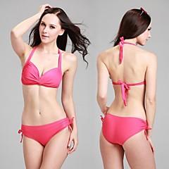 Women's Foshion Sexy Slim TriangleYwo Piece Bikini Swimsuit