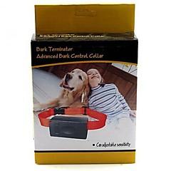 Cães Coleiras de Adestramento para Cães Anti Latido / Sem Fio Plástico