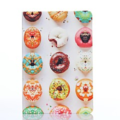 Chrysophoron Pattern PU Leather Full Body Case with Stand for iPad mini 1/2/3