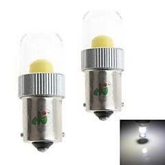 HJ 1156 8W 700LM 6000-6500K 1x3D LED White Light Bulb for Car Fog Light (12-24V,2 Piece)