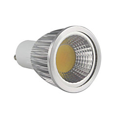 Focos/Luces PAR Regulable MORSEN MR16/PAR GU10 5 W 1 COB 350-400 LM 3000-3500 K Blanco Cálido AC 100-240 V