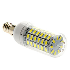 15W E14 LED Corn Lights T 69 SMD 5730 1500 lm Natural White AC 220-240 V