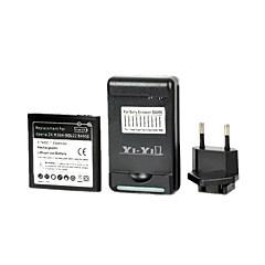 우리가 배터리 충전기를 연결하고 유럽 연합 (EU) 소니 엑스 페리아 ZR / m36h / c5502 / ba950에 대한 연결 USB와 이순신 - 이순신 ™ 교체 2500mah 배터리