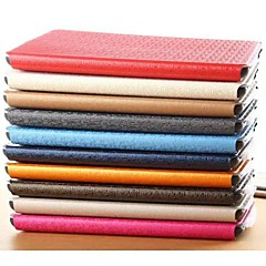 RFH Maze Texture Protective PU Leather Case with Stand and Card Slots for iPad mini 1/2/3 (Assorted Colors)