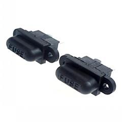 Blade Fuses Set Holder  for Car Vehicle - M (2PCS)
