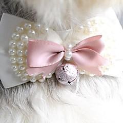Gatos / Perros Accesorios de Pelo / Corbata / Lazos Rosado Primavera/Otoño Boda / Cosplay