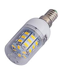 6W E14 Ampoules Maïs LED T 30 SMD 5730 480-540lm lm Blanc Chaud / Blanc Froid AC 100-240 V