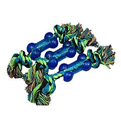 개 장난감 씹는 장난감 Rope / 뼈 플라스틱