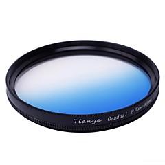 Tianya 67mm circulaire diplômé filtre bleu pour Nikon D7100 D7000 18-105 18-140 18-135 canon 700d 600d