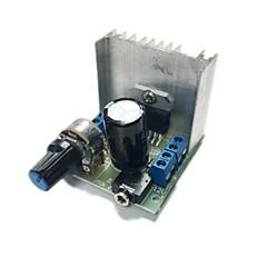 at102 dual channel lydløse tda7297 effektforstærker board modul