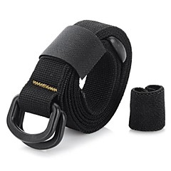 EDCGEAR High Intensity Nylon Backpack Accessory Tying Band with D Type Buckle - Black