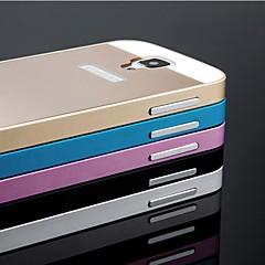Shatterproof Metal Frame Aluminum Protective Case for Samsung S4 I9500