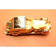 den nya kreativa retro metall bil cigarettändare golden