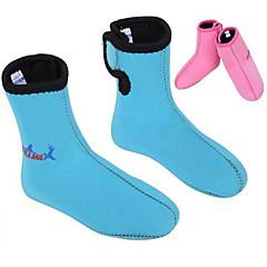 divesail 3mm neoprén gyerekek télen úszni búvárkodás búvárkodás zokni bakancs nedves ruha felmelegedés csúszásmentes cipő gyerekeknek