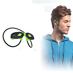 sport stereo trådløst bluetooth v4.0 headset øretelefon hodetelefon med mikrofon for iPhone 6 / 6plus / 5 / 5s / S6 (assortert farge)