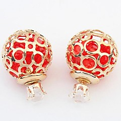 Tina --Euopean and American Fashion Alloy Stud Earrings   in Party