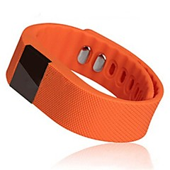 TW64 Wearable Smart Wristband Bracelet, Bluetooth4.0/OLED/Pedometer/Sleep Tracker for Android/iOS