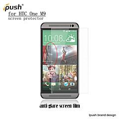 iPush grande transparence protecteur d'écran lcd mate pour HTC M9