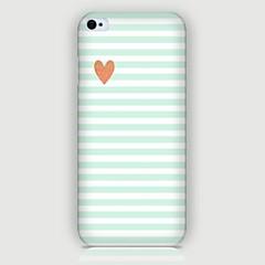 iphone 7 più amare il cuore del modello di nuovo caso per iphone5 / 5s