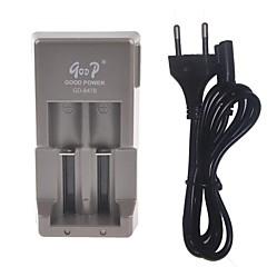 Eu-Stecker Universal-Ladegerät für 3,7 V Lithium-Ionen-Batterien