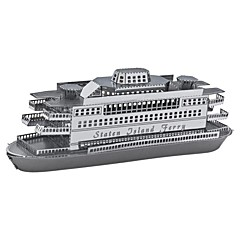 3D Metal Works Model Fascinations Staten Island Ferry 1:1100