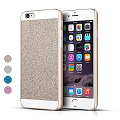 BIG D Metal Flash Powder Pattern Back Cover for iPhone 5/5S(Assorted Color)