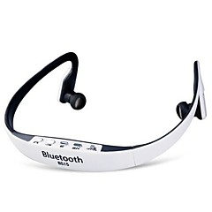 Bluetooth 3.0 Stereo Over Ear Headset with MIC for iPhone 6/5/5S Samsung S4/5 HTC LG and Others