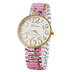 Women's Bracelet Watch Quartz Analog Flower Cool Watches Unique Watches