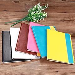 Blandet Farge Eple iPad 2/iPad 1/iPad 3/iPad Air/iPad Air 2 - ( Egte Lær , Svart/Hvit/Blå/Brun/Gul/Rose )