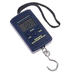 מטען תלייה אלקטרונית 20g-40kg כיס נייד במשקל קנה מידה דיגיטלית