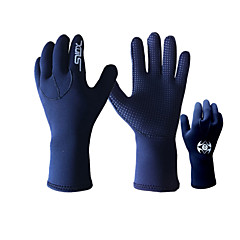 Slinx Professional 3mm Neoprene Winter Swim Snorkeling Scuba Diving Gloves For Adult Men Women Wet Suit Warming