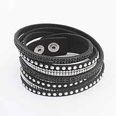 European Trendy All-match Wrap Bracelet(1pc) Jewelry
