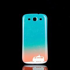 Samsung S3 I9300 - Custodie per retro - Grafica/Design speciale - Cellulari Samsung Plastica )
