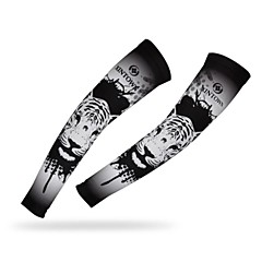 WEST BIKING® Cycling Waterproof Breathable Wicking UV Protection Polyester Cycling Armsleeve