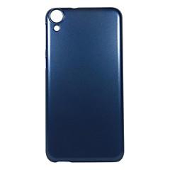Voor HTC hoesje Beplating hoesje Achterkantje hoesje Effen kleur Hard PC HTC