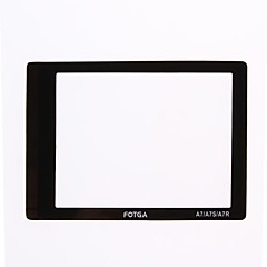 fotga® optisk glas lcd-skærm protektor vagt for sony alpha a7 a7r A7S kamera