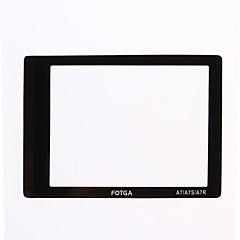 fotga® optinen lasi LCD-näyttö suojelija vartija Sony Alpha a7 a7r A7S kamera