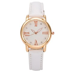 Women's Fashine Diamond Quartz Analog Bracelet Watch(Assorted Colors) Cool Watches Unique Watches