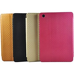 DoubleShow iPad mini compatible Solid Color Genuine Leather Folio Cases